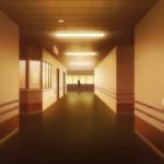 12B_病院の廊下2